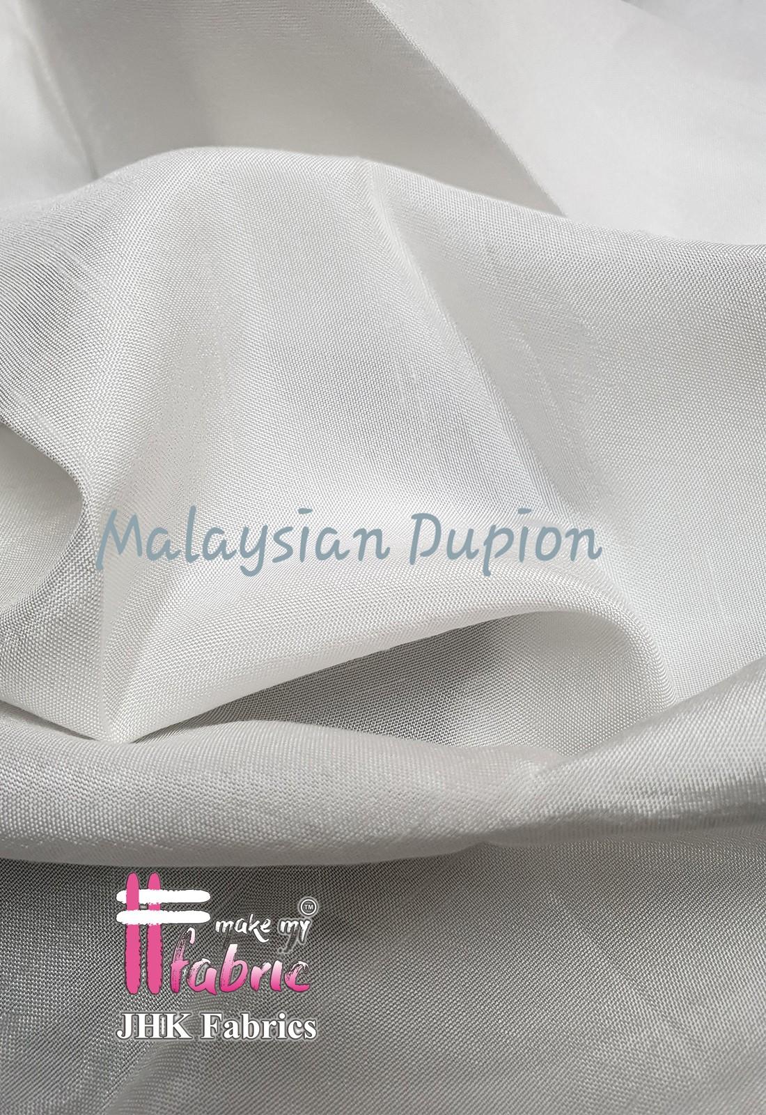 Malaysian Dupion
