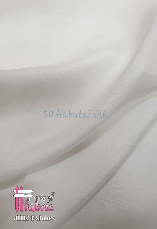 50 Habutai Silk