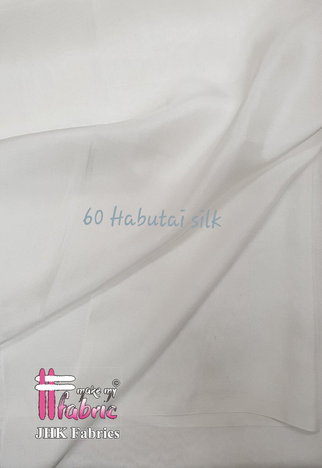60 Habutai Silk