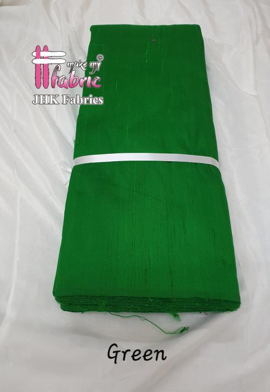 Green Rawsilk