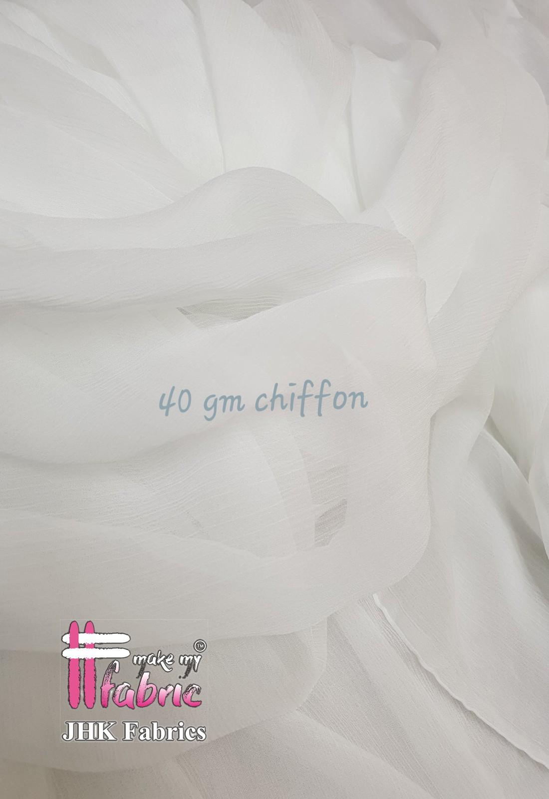 40 Gm Chiffon