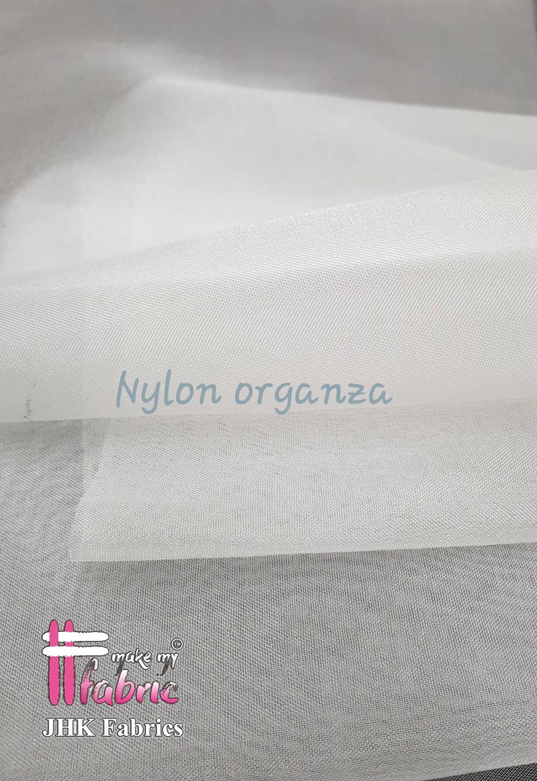 Nylon Organza